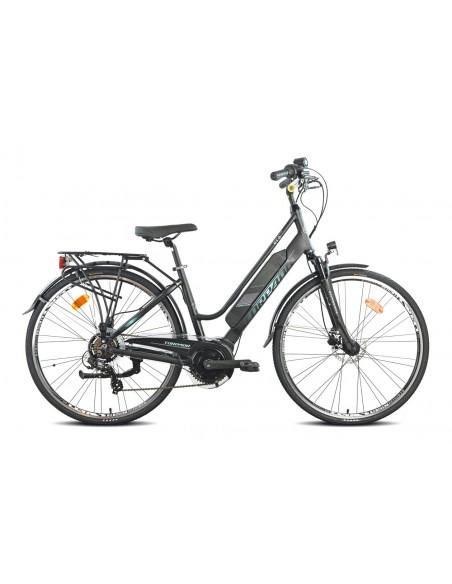 E-Bike donna bicicletta elettrica 28 ERA T211 Torpado