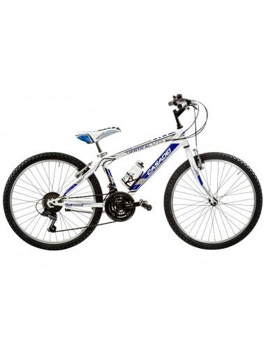Bicicletta bambino MTB 24 Vertical...
